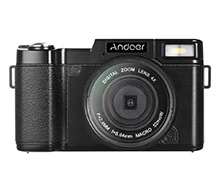 Andoer R1 1080P 15fps Full HD 24MP Digital Camera