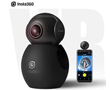Insta360 Air Pocket Mini Panoramic 360 Degree Camera