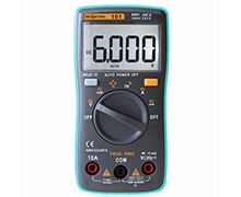 RICHMETERS RM102 True RMS Digital Multimeter