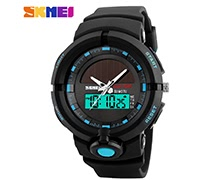 SKMEI 5ATM Water-resistant Digital Watch
