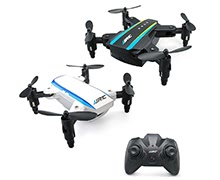 JJR/C H345 2.4G 4CH 6 Axis Gyro Two in One RC Drone