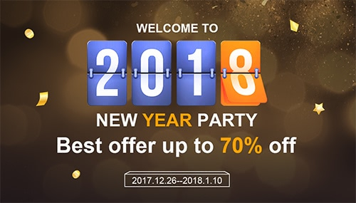 new year party best offer up to 70 off