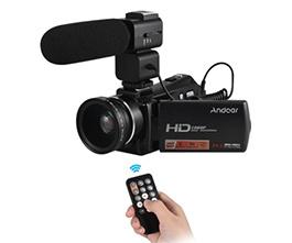Andoer HDV-V7 PLUS Digital Video Camera