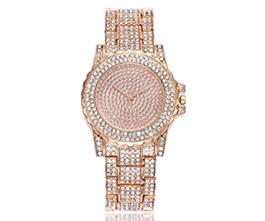 Fashion Luxury Full Diamond Watch
