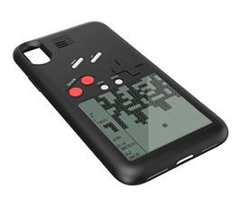 Retro Mobile Games Phone Cases Play Tetris