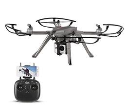 MJX Bugs 3H 2.4G 6-Axis Gyro RC Drone