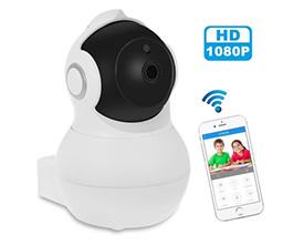 HD 1080P 2.0 Megapixels IP Cloud Camera