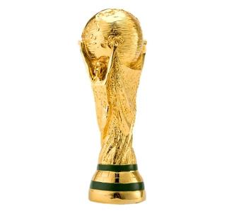 FIFA Football Award Trophy
