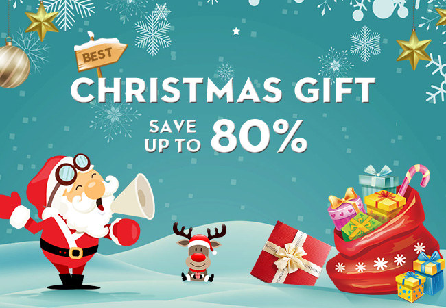 Best Christmas gifts & supplies special offers, save up to 80%