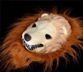 Halloween-König-Maske