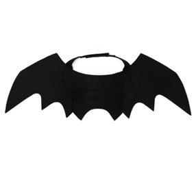 Halloween Dekoration Haustier Hund Katze Black Bat Wings Nette Haustiere