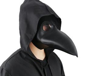 Pest-Doktor-Masken-Vogel-lange Nasenschnabel-Masken