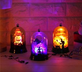 LED Kürbis Design Nachtlicht
