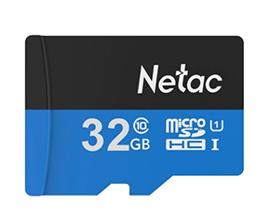 Netac 32G Micro SDHC TF Flash Memory Card