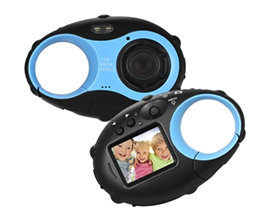 Kid Digital Video Camera 1080P with Flash Light