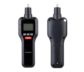2 in 1 Non-contact & Contact Digital Laser Tachometer