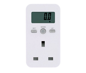 Digital LCD Energy Monitor Power Meter Electricity