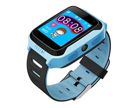 GPS Touch Screen Smart Watch for Kids