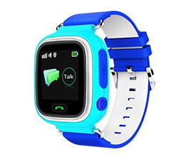 GPS Positioning Touch Screen Smart Watch