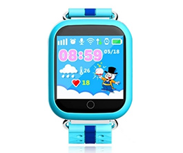 GPS Positioning Touch Screen Smart Watch for Kids