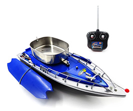 Flytec Wireless Electric RC Fishing Bait Boat