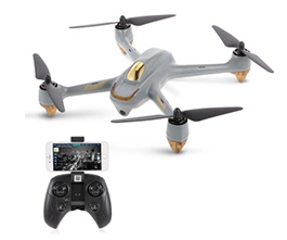 Hubsan GPS FPV Quadcopter Brushless RC Drone