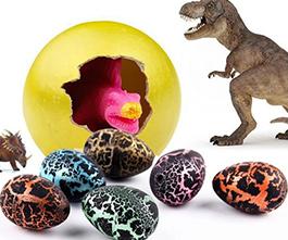 Pets Toys Surprise Hatching Dinosaur Egg