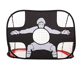 2-in-1 Foldable Kids Football Net